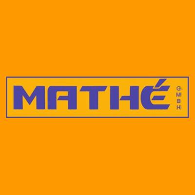 Mathé GmbH Spandauer Weg 2 d 22045 Hamburg